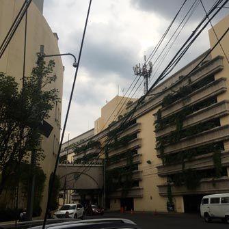 La PTAR en México instalada en Televisa brinda un gran servicio de tratamiento de aguas residuales, sin causar molestias, aun estando muy cerca del comedor de empleados